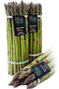 Welsh Bros. Premium Asparagus Bunches